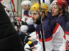 Hokejisté Poděbrad se ještě mohou v krajské lize zachránit.