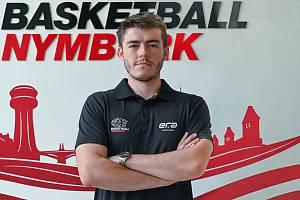 František Váňa je novou posilou nymburských basketbalistů.