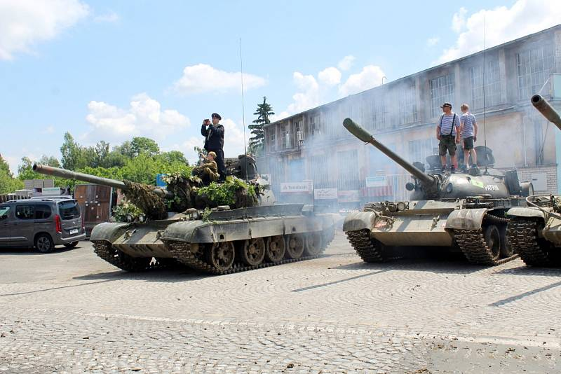 Michael Kocáb byl jednou z hlavních postav i při letošním 30. výročí odsunu sovětských vojsk, které si nedávno v Milovicích připomněli.