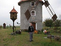 Bohumil Tuzar: Geolog, kronikář, písmák i stavitel větrného mlýna