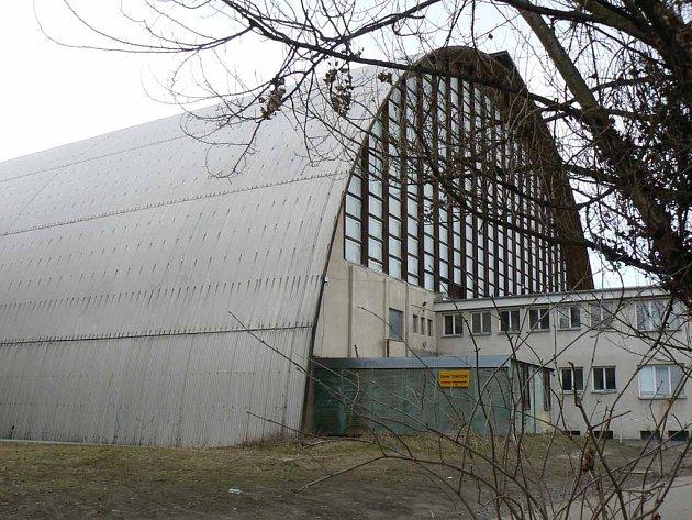 Zimní stadion v Poděbradech