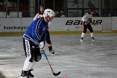 Z turnaje v bandy hokeji v Nymburce