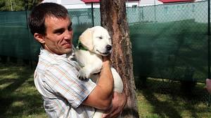 Čtyři odsouzení v Jiřicích vychovají vodící psy