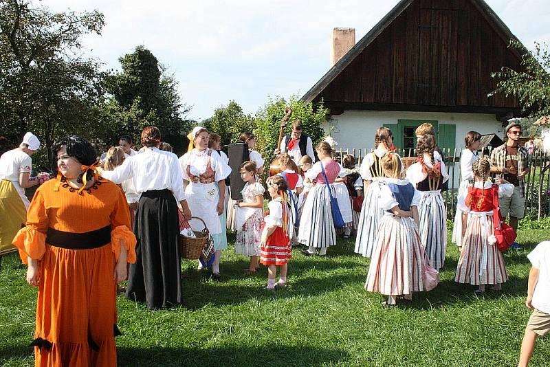 V Přerově prožili dožínkovou slavnost.