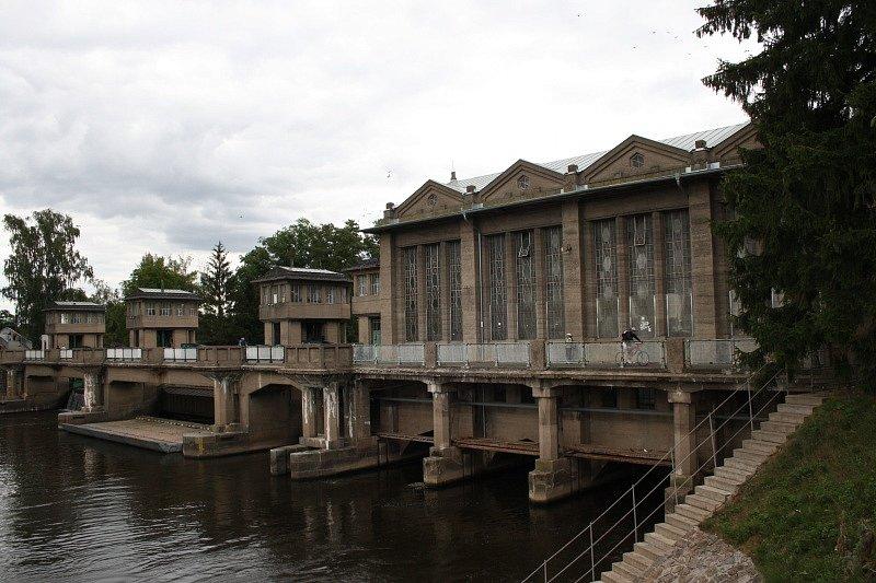 Hydroelektrárna v Poděbradech