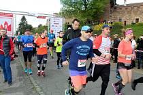 Z loňského sedmého ročníku Nymburského půlmaratonu.