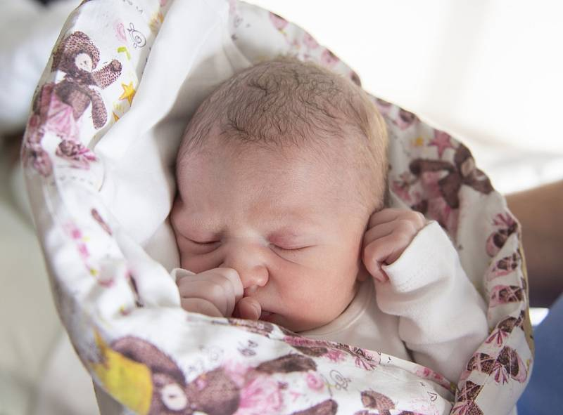Natálie Vostárková z Křince se narodila v nymburské porodnici 4. října 2021 v 9:27 hodin s váhou 3190 g a mírou 47 cm. Prvorozenou holčičku očekávali maminka Michaela a tatínek Jiří.