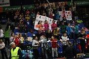 Při basketbalovém utkání Kooperativa NBL v Nymburce byl vytvořen nový rekord – nejnižší věkový průměr diváků na jednom zápase nejvyšší české basketbalové soutěže.