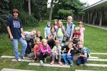 Dětský klub v Pátku.