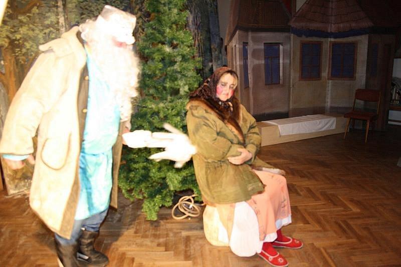 V opočnické hospodě sehráli Mrazíka