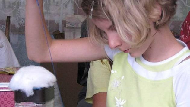 Tábor Praktická dívka v Jabkenicích