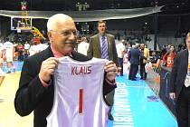 Nymburským basketbalistům fandil nedávno i prezident Václav Klaus.