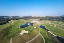 Panorama Golf Resort. Stavba roku Středočeského kraje 2017.