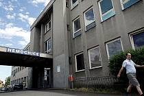 Nemocnice Brandýs nad Labem.