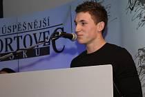 ZÁŘIL. Kanoista Martin Fuksa se stal nejúspěšnějším sportovcem Nymburska pro rok 2012. Získal rovněž cenu Hvězda deníku, která vzešla z hlasování čtenářů Nymburského deníku