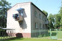 Domy ve Sportovní ulici v Nymburce budou zřejmě muset ustoupit Olympijskému tréninkovému centru