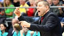 Oren Amiel, trenér nymburských basketbalistů