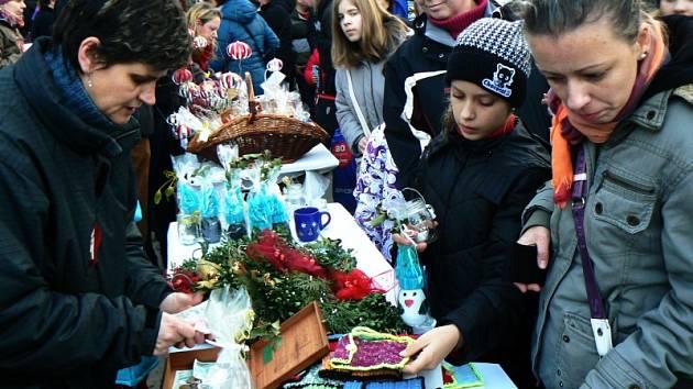 Vánoční trhy v Kounicích