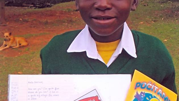 Calvince z Keni