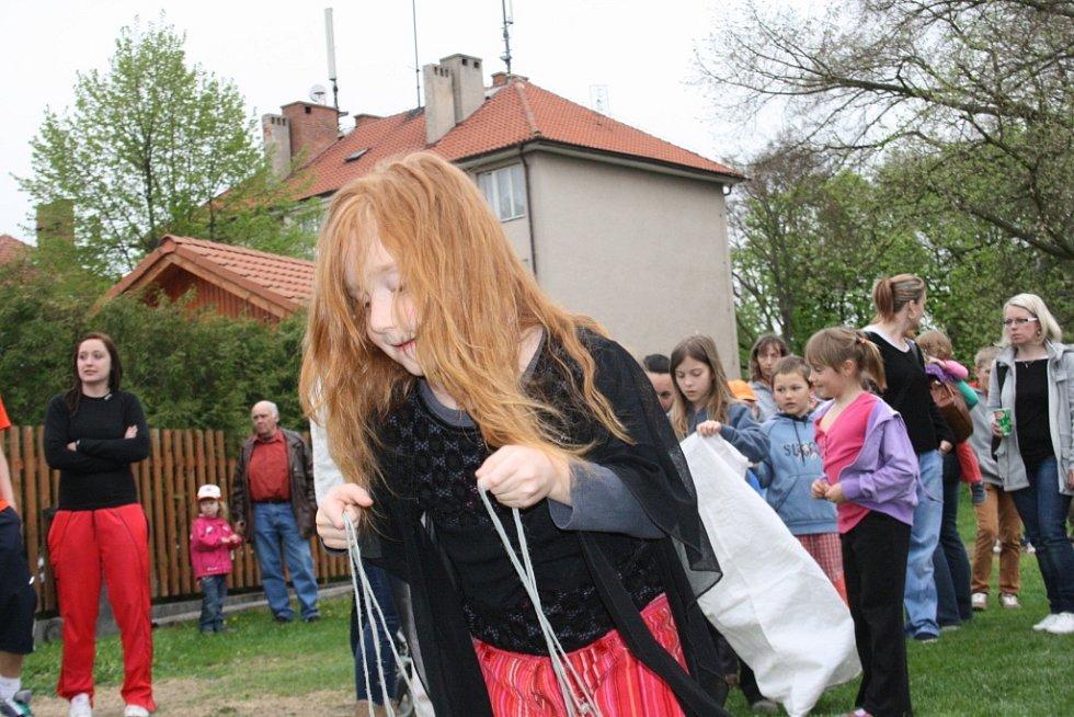 Slávistické čarodějnice v Rožďalovicích.
