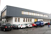 Nové sídlo ředitelství městecké nemocnice
