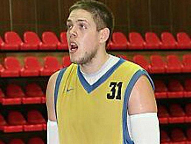 Nymburský basketbalista Vladimir Štimac