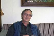 Evangelický farář Pavel Dvořáček.