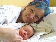 SEBASTIÁN  Čuda byl půlnoční překvapení. Mamince Márii Terezii se narodil v neděli 26. listopadu 2017 ve 23.51 hodin s mírami 49 cm a 3 190 g. Tatínek Vlastimil si je odvezl domů do Kolína, kde se na brášku těší Lenka (19) a Vlastimil (14).