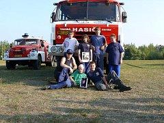 SDH Milovice má kroužek mladých hasičů, kteří jsou čerstvými držiteli Poháru města Milovic.