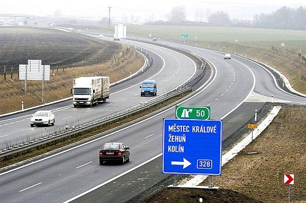 Dálnice D11 se dočká dalších stavebních úprav.