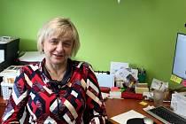 Starostka Krchleb Lidmila Pinterová.