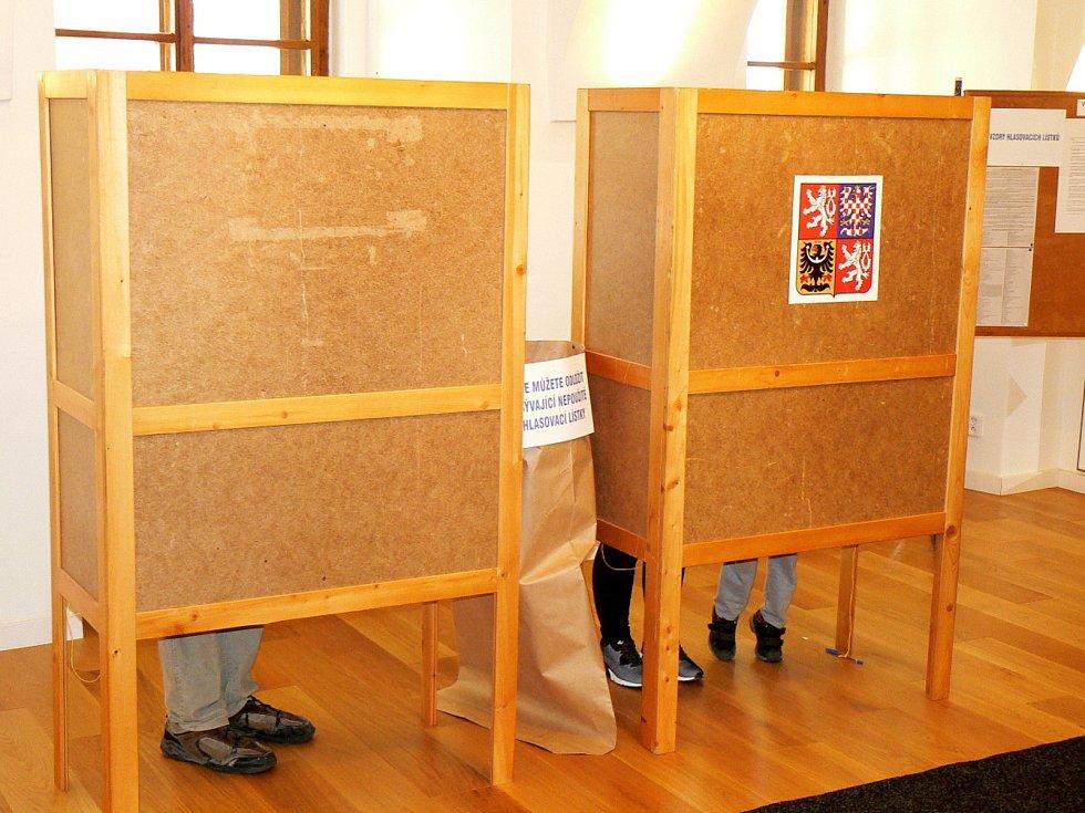 Volby v Lysé nad Labem v roce 2018.
