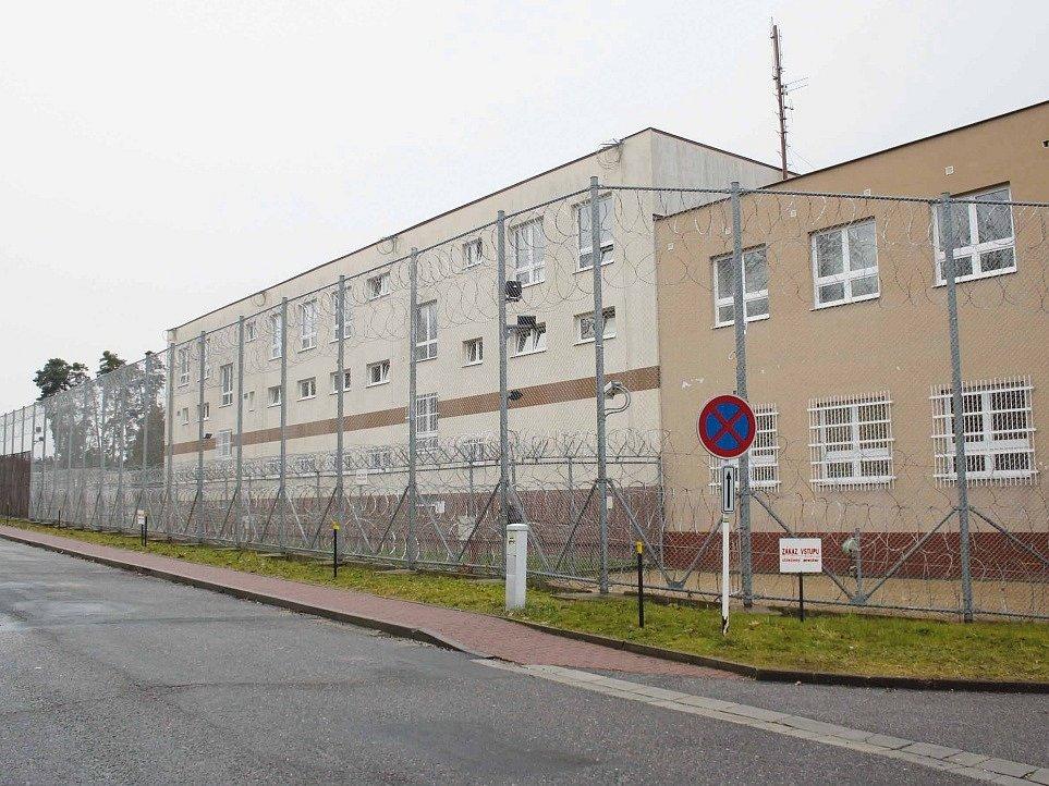 Věznice v Jiřích