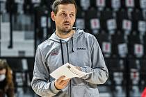 Aleksander Sekulič, asistent nymburského kouče Orena Amiela, se stal hlavním trenérem slovinské reprezentace