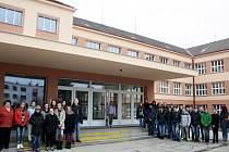 Ukončení projektu zateplení budovy školy v Městci Králové