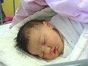 DOROTKA MAHUTOVÁ  se narodila 11. ledna 2018 v 5.20 hodin s výškou 50 cm a váhou 3 760 g. Z prvorozené se radují rodiče Filip a Linda z Čelákovic.