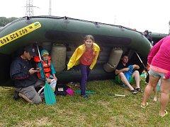 Oddílu badmintonu v Sadské připravil pro děti zážitky.