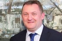 Velvyslanec Slovinské republiky Leon Marc.