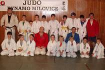 Milovickou mládež trénoval Sergej Lopovok, legenda samba