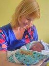VÍTEK Z LYSÉ.  VÍTEK BENEŠ přišel na svět 6. prosince 2016 ve 20.48 hodin. Vážil 3 680 g a měřil 50 cm. To, že jejich první miminko bude chlapeček, věděli rodiče Lenka a Jaroslav předem.