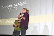 Čtvrté pokračování pořadu Pecha Kucha Night zaplnilo kino Sokol.