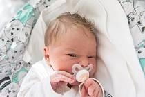 Sofia Ladnarová se narodila v nymburské porodnici 26. září 2021 ve 22.16 hodin s váhou 3160 g a mírou 47 cm. V Kostomlatech nad Labem holčička bude bydlet s maminkou Barborou, tatínkem Jiřím a sestřičkami Klárou (8 let) a Sabinou (6 let).