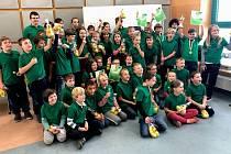 Šachy v Lysé. Děti ze základních škol v Lysé nad Labem sehráli turnaj v rámci projektu Šachy do škol. Klání se zúčastnilo šestačtyřicet dětí