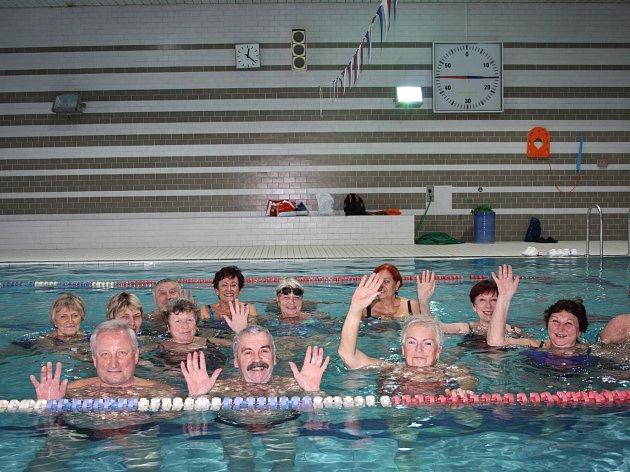 Senioři z Nymburska mohou využívat služby Sportovního centra v průběhu celého roku.