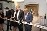V centru města bylo otevřeno nové Turistické a informační centrum. Foto: Jana Křížová