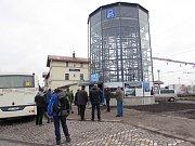 Od soboty funguje na nádraží v Lysé nová cyklověž.