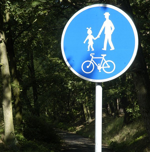 Nová cyklostezka mezi Čachovicemi a Patřínem, která měří sedm kilometrů, má zásadní vady: mrzačí se na ní lidé a na rozcestí nevědí, kudy kam.
