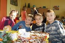 Vánoční škola na ZŠ Tyršova