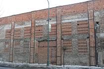 Rozestavěný Kulturní dům železničářů - Nároďák