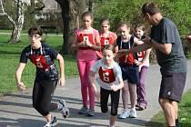 V Nymburce se konal 12. ročník Plavecko - běžeckého poháru Středočeského kraje 2013.